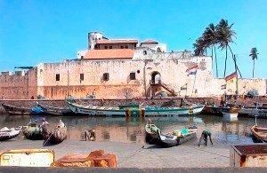 Fort by El Mina Ghana