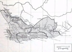 Bevolking kaart