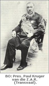 Pres Paul Kruger
